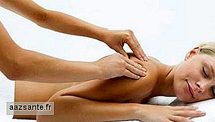 Lymphatic drainage stimulates circulation and brings well-being