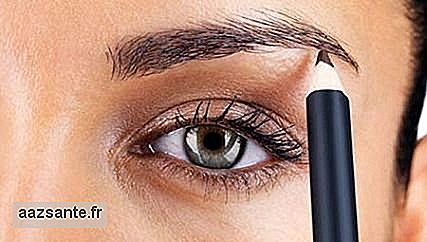 Make a perfect eyebrow at home in nine steps