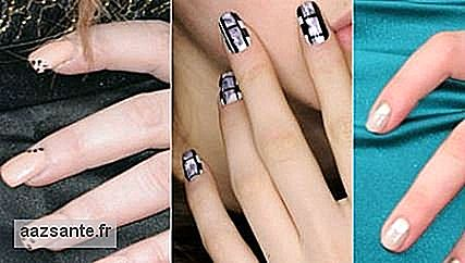 Nails decorate: 63 foto per voi per ispirare