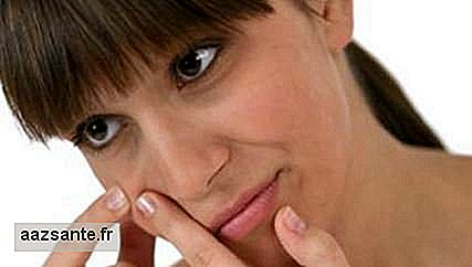 Stress, poor diet and excessive exercise can be the cause of pimples