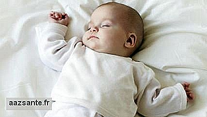 The American Academy of Pediatrics (American Academy of Pediatrics) warns of the prevention of sudden infant death syndrome