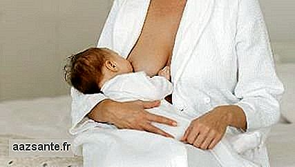Breastfeeding reduces risk of childhood asthma