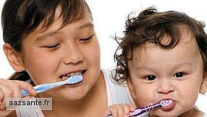 February is the National Oral Health Month for Children