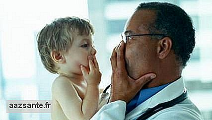 Choosing a pediatrician should take into account indications and empathy of the child with the doctor