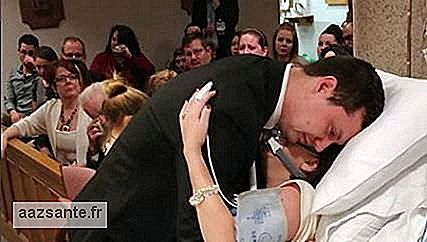 Woman with cancer dies 18 hours after getting married in hospital