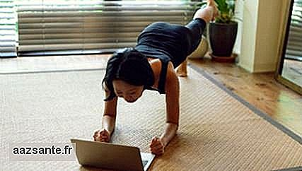3 Tips for doing internet workouts without harming your health