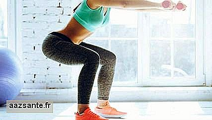 5 Exercises to burn fat under the butt