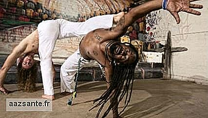Capoeira controls stress and improves cardiovascular system