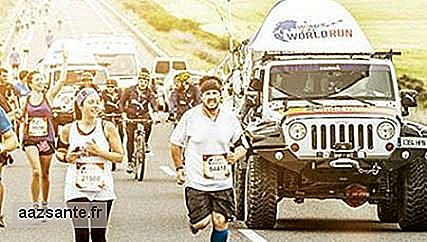 Global Race Raises Funds for Spinal Cord Injury Research