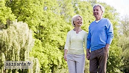 Walking helps to combat fatigue from cancer treatment