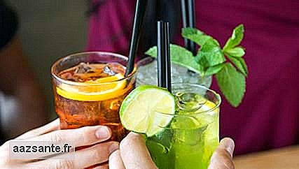 6 Less caloric substitutions of alcoholic beverages