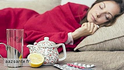 9 Foods to consume on days of flu