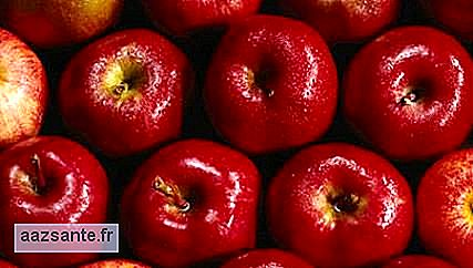 Apple is ally of the diet and helps control cholesterol