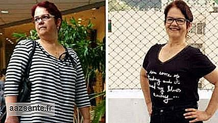 As Lucyméri lost 12 kilos and overcame a hepatic steatosis