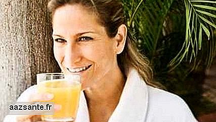 Centrifuged juices feed and help to lose weight