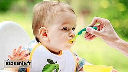 Food consumption influences your baby's intelligence?