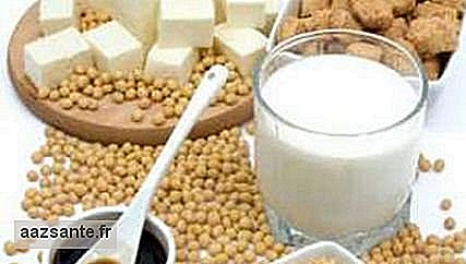 Eating soy can ease hot flashes in menopause
