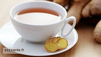 Ginger tea: learn how to prepare and its benefits