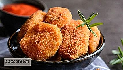 Healthy chicken nuggets: learn how to make a delicious and practical recipe