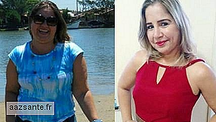 See how Ivana eliminated 19 kg and avoided surgery on the