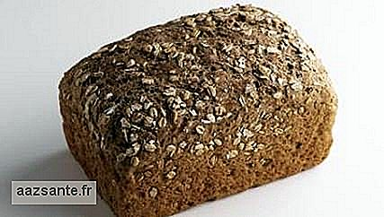 Is it worth exchanging French bread for brown bread?