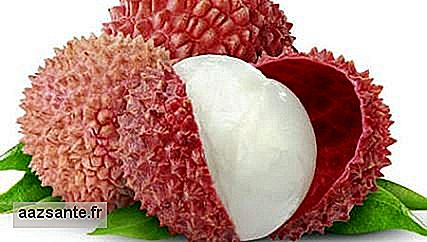 Lychee has antioxidant action and helps to burn fats