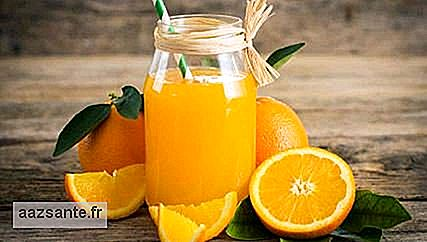 Orange juice does not have to be a villain of the diet