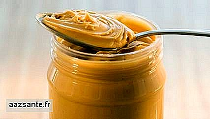 Peanut butter is allied to athletes and heart