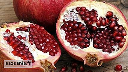 Pomegranate is allied to the heart and can prevent cancer