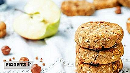 Recipe: apple and ginger cookies