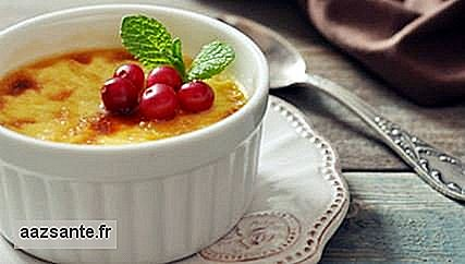 Ricetta: Cranberry souffle