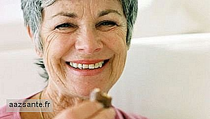Skip the dessert helps control the weight of postmenopausal women