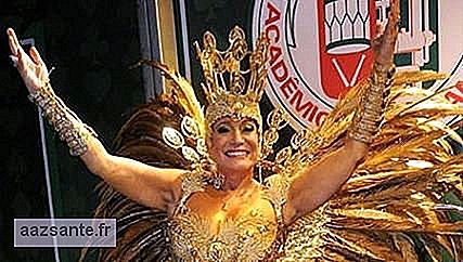 Susana Vieira loses 6 kg in 2 months and shines at the carnival