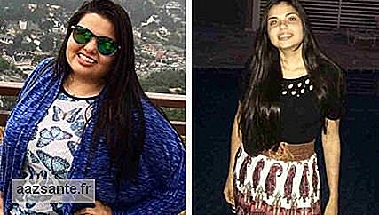 Hike every day and enjoy healthy eating: woman tells how she eliminated 40kg