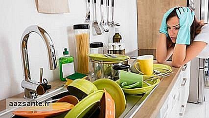 13 Places in the kitchen that you forget to clean, but you should not