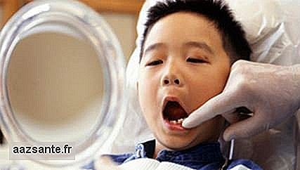 Children are more likely to see their dentist when parents have regular consultations
