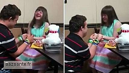 Double Down Syndrome Engagement Thrills Everyone