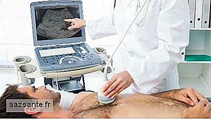 Echocardiogram: examination makes a diagnosis of heart disease