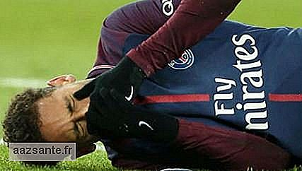 Fist in the 5th metatarsal: experts explain Neymar's injury