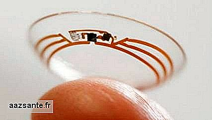 Google develops contact lenses for diabetes control