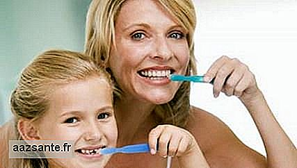 How to care for small children's teeth?