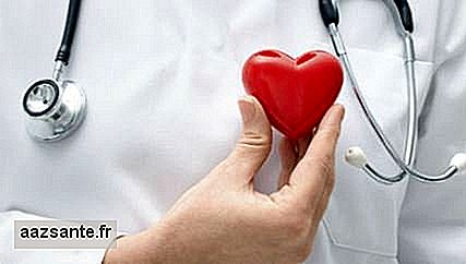 Large heart: shortness of breath and dizziness are the main symptoms