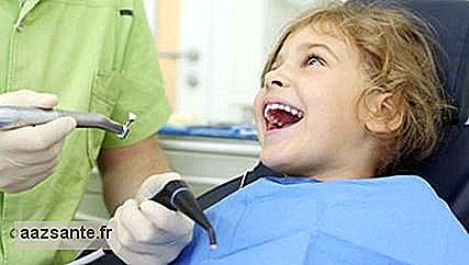 Make the dentist a fun place to go for children