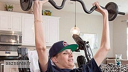 Tetraplegic regains movement when receiving stem cells