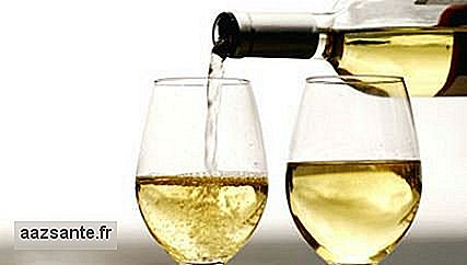 White wine may increase risk of skin cancer