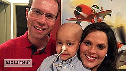 With cancer never seen in the world, 3-year-old boy and family ask for help for treatment