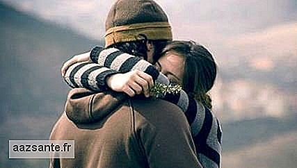 People who hug more have less flu, stress and depression