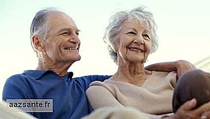 Positive thinking improves health in the elderly